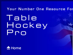 table hockey / rod hockey home page