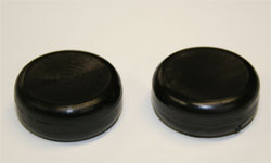 Can you tell which is the Stiga puck?